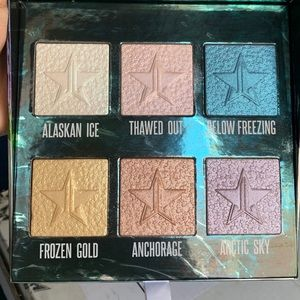 Jeffree star cosmetics northern lights